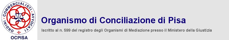 OCPISA - la conciliazione degli ordini dei dottori commercialisti e degli avvocati di pisa